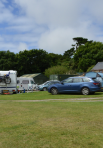 Campsites near Land's End Cornwall