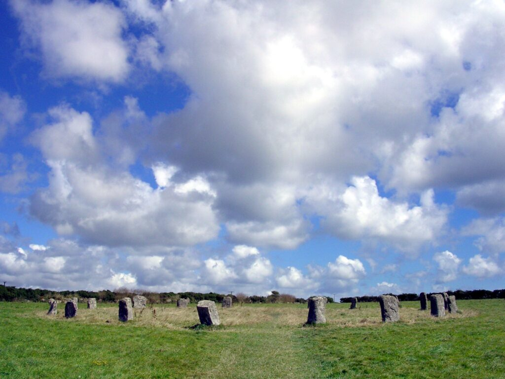 Merry Maidens Penwith